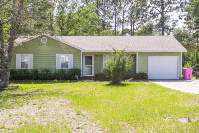534 Sand Ridge Road, Hubert, NC 28539 (MLS #100170511) :: Century 21 Sweyer & Associates