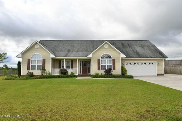 161 Weste Avenue, Jacksonville, NC 28540 (MLS #100170575) :: Century 21 Sweyer & Associates