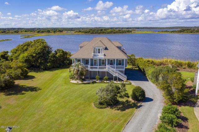 3 Osprey Circle, North Topsail Beach, NC 28460 (MLS #100170633) :: The Oceanaire Realty