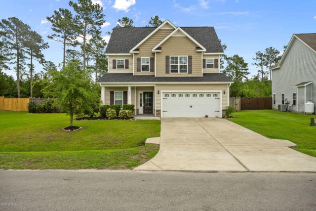 423 Wolfe Lane, Hubert, NC 28539 (MLS #100170651) :: Century 21 Sweyer & Associates