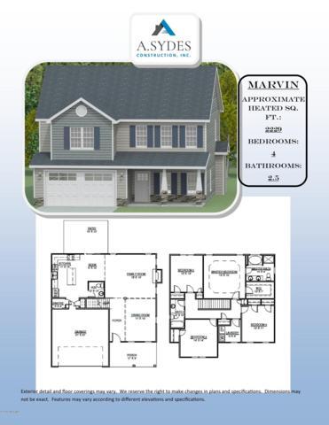 105 Goldstone Court, Jacksonville, NC 28546 (MLS #100170735) :: RE/MAX Essential