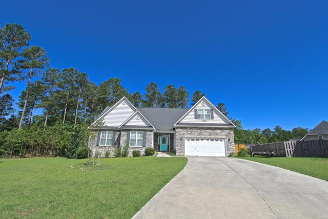 102 Kingswood Court, Jacksonville, NC 28546 (MLS #100170802) :: Century 21 Sweyer & Associates