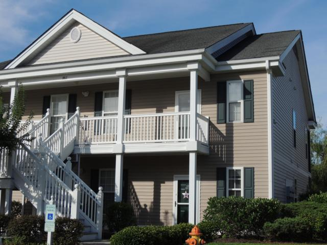 887 Great Egret Circle SW #4, Sunset Beach, NC 28468 (MLS #100170829) :: RE/MAX Essential