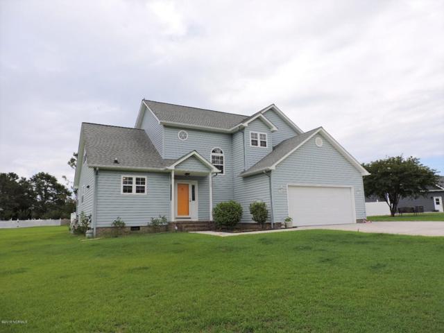 229 River Reach Drive, Swansboro, NC 28584 (MLS #100170849) :: Century 21 Sweyer & Associates