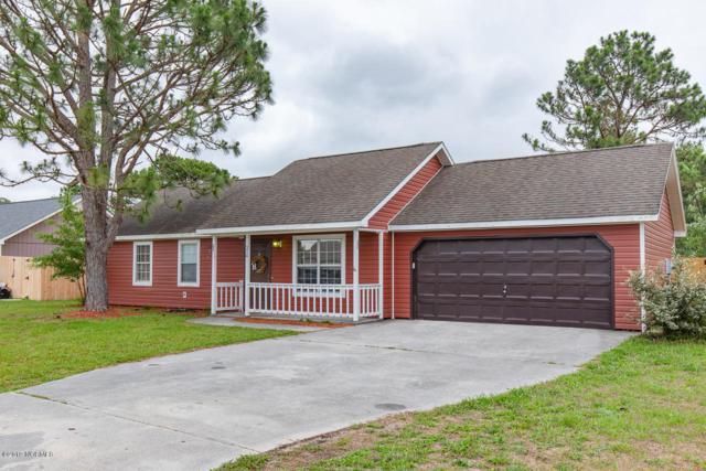 314 Foxtrace Lane, Hubert, NC 28539 (MLS #100170888) :: Century 21 Sweyer & Associates