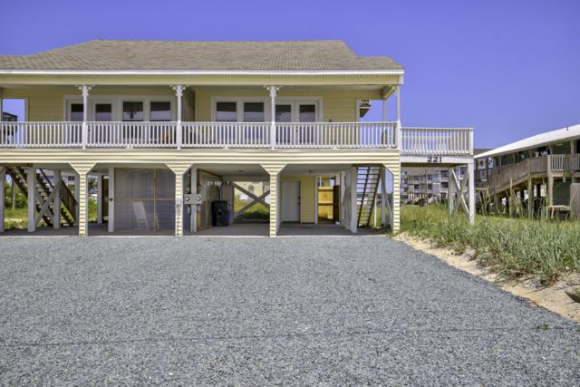 221 Seashore Drive, North Topsail Beach, NC 28460 (MLS #100170894) :: The Oceanaire Realty