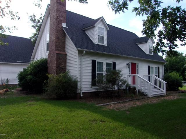 10322 Stewartsville Cemetery Road, Laurinburg, NC 28352 (MLS #100170909) :: Donna & Team New Bern