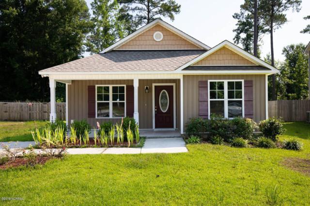1272 Pickett Road, Jacksonville, NC 28540 (MLS #100170945) :: Century 21 Sweyer & Associates