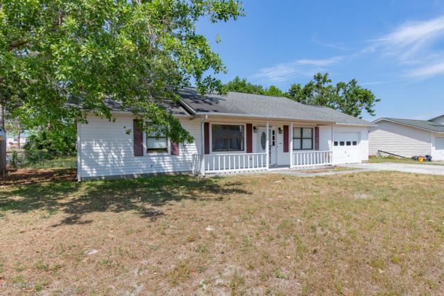 203 Cinnamon Drive, Hubert, NC 28539 (MLS #100170947) :: Century 21 Sweyer & Associates