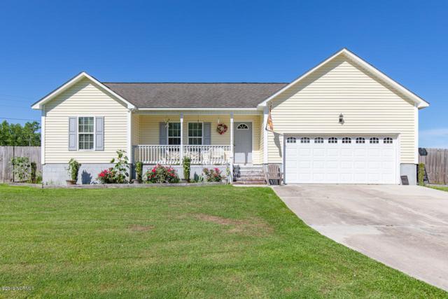 507 SW Ridge Drive, Richlands, NC 28574 (MLS #100170968) :: Century 21 Sweyer & Associates