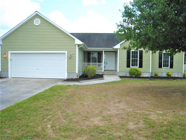 213 Bennett Lane, Richlands, NC 28574 (MLS #100171073) :: Century 21 Sweyer & Associates