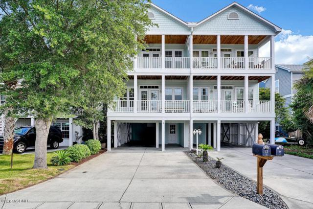 130 Myrtle Avenue B, Kure Beach, NC 28449 (MLS #100171090) :: Vance Young and Associates