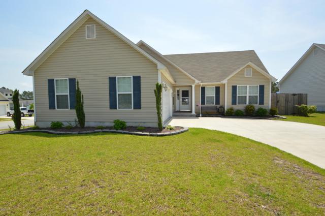 201 Mulberry Lane, Jacksonville, NC 28546 (MLS #100171145) :: Courtney Carter Homes
