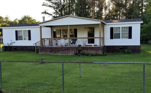1469 Bluff Drive NE, Leland, NC 28451 (MLS #100171157) :: Century 21 Sweyer & Associates