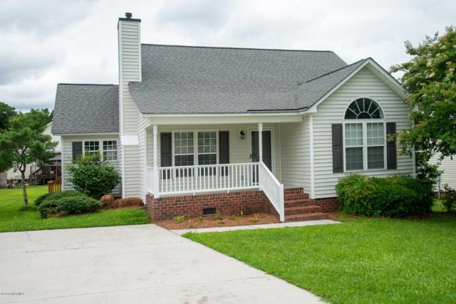 3403 Liberty Drive, Greenville, NC 27858 (MLS #100171230) :: Donna & Team New Bern