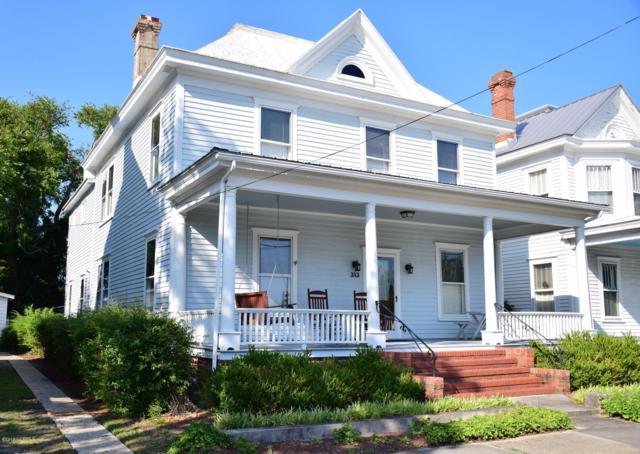 313 Ann Street, Beaufort, NC 28516 (MLS #100171241) :: The Keith Beatty Team