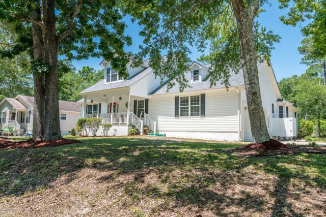 145 NW 14th Street, Oak Island, NC 28465 (MLS #100171317) :: SC Beach Real Estate