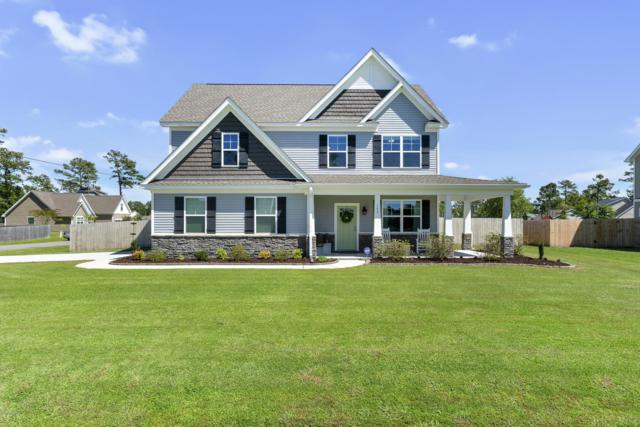 159 Mardella Way, Holly Ridge, NC 28445 (MLS #100171376) :: The Oceanaire Realty
