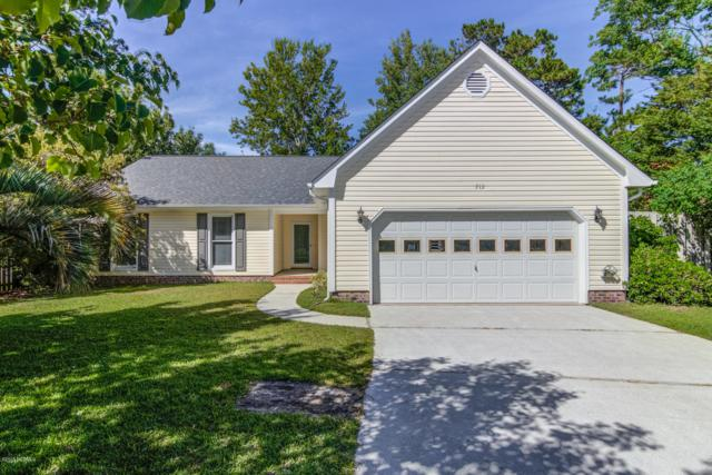 713 Duck Downe Court, Wilmington, NC 28409 (MLS #100171396) :: The Keith Beatty Team