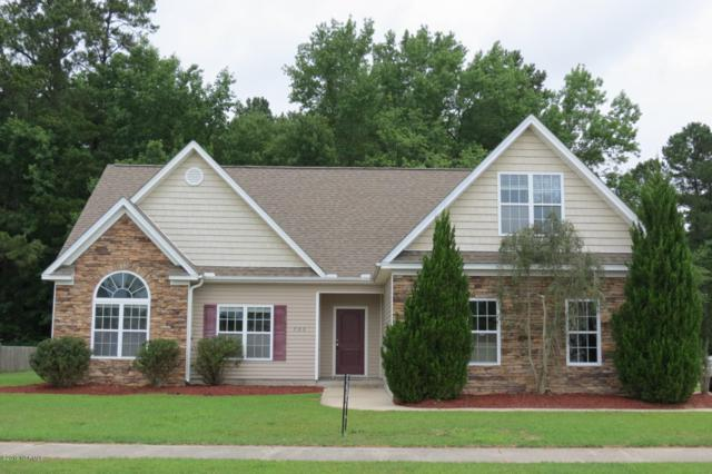 500 Cheltenham Drive, Greenville, NC 27834 (MLS #100171453) :: Donna & Team New Bern