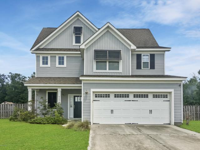 187 River Winding Road, Jacksonville, NC 28540 (MLS #100171538) :: The Oceanaire Realty