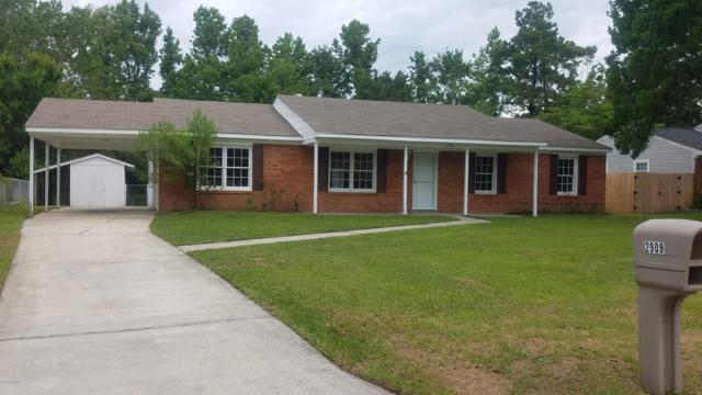 2909 Country Club Road, Jacksonville, NC 28546 (MLS #100171562) :: The Keith Beatty Team