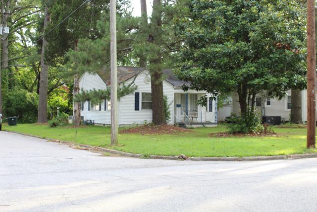 1037 Tarboro Street, Rocky Mount, NC 27801 (MLS #100171618) :: The Cheek Team