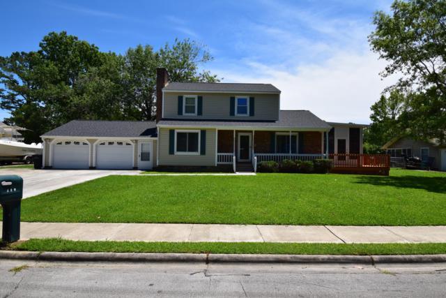 210 Branchwood Drive, Jacksonville, NC 28546 (MLS #100171634) :: Courtney Carter Homes