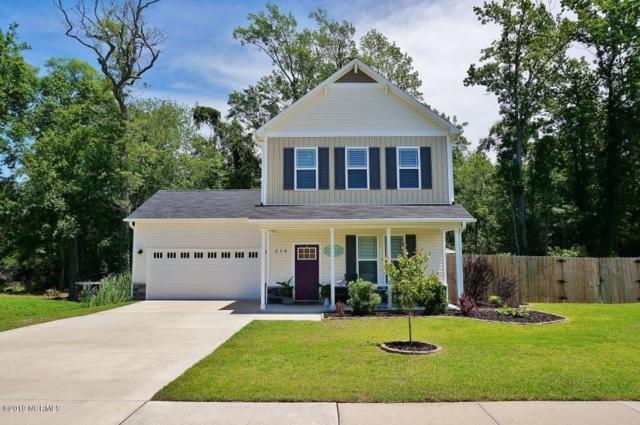 219 Channel Marker Loop, Swansboro, NC 28584 (MLS #100171755) :: Berkshire Hathaway HomeServices Hometown, REALTORS®