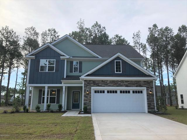 507 W Red Head Circle, Sneads Ferry, NC 28460 (MLS #100171814) :: The Keith Beatty Team