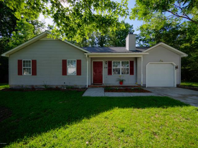 118 Ervin Court, Jacksonville, NC 28546 (MLS #100171980) :: The Keith Beatty Team