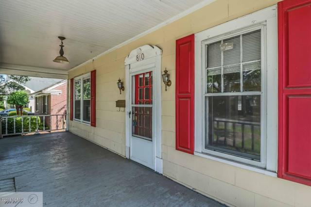810 E Mulberry Street, Goldsboro, NC 27530 (MLS #100172016) :: The Keith Beatty Team