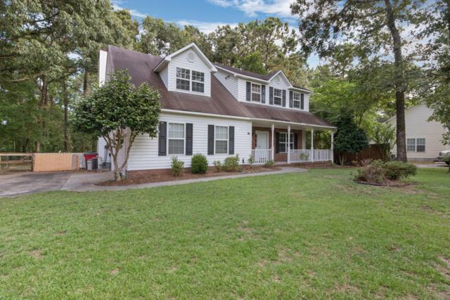 155 Dockside Drive, Jacksonville, NC 28546 (MLS #100172024) :: Courtney Carter Homes
