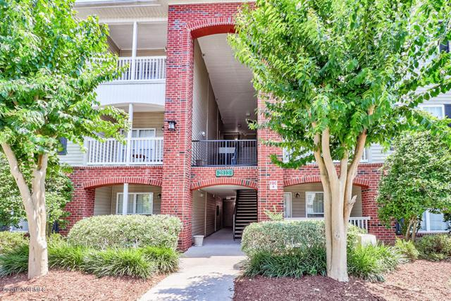 2813 Bloomfield Lane #102, Wilmington, NC 28412 (MLS #100172025) :: RE/MAX Elite Realty Group
