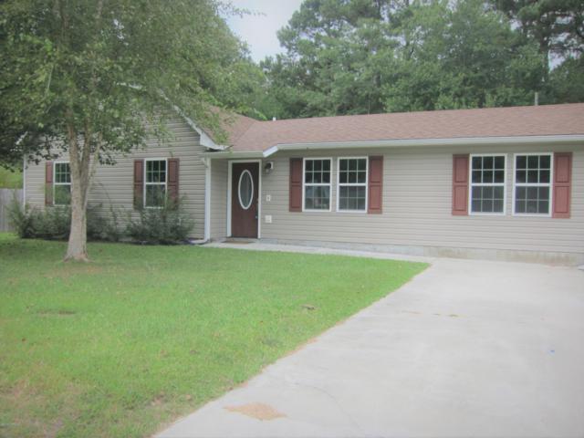 537 Oci Drive, Jacksonville, NC 28540 (MLS #100172035) :: Courtney Carter Homes