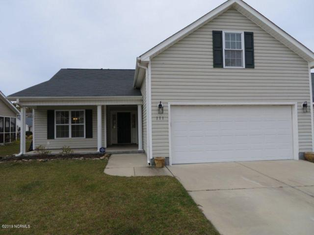 111 Lakeside Green Drive, New Bern, NC 28560 (MLS #100172125) :: The Oceanaire Realty