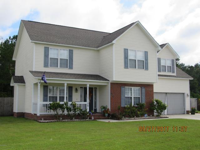 106 Louie Lane, Jacksonville, NC 28540 (MLS #100172132) :: Courtney Carter Homes