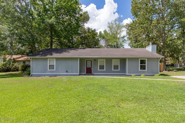 812 Mill River Road, Jacksonville, NC 28540 (MLS #100172135) :: Courtney Carter Homes