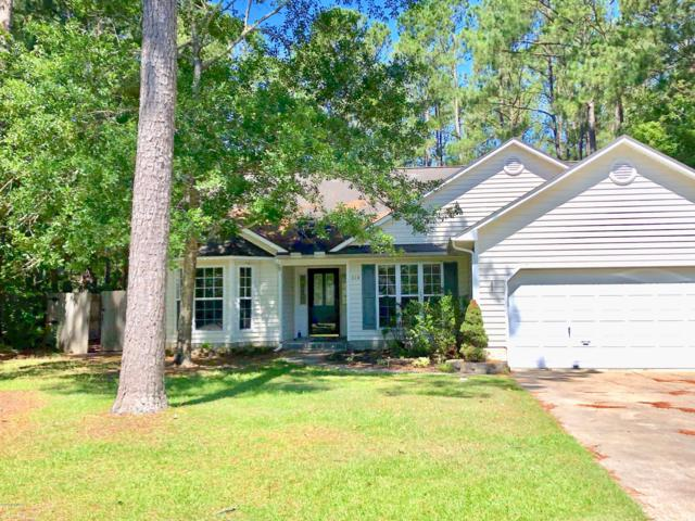 314 Jacqueline Drive, Havelock, NC 28532 (MLS #100172221) :: Courtney Carter Homes
