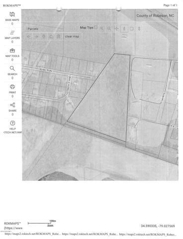 0 Quail Run Road, Lumberton, NC 28358 (MLS #100172235) :: The Keith Beatty Team