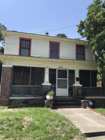 846 N Pierce Street, Washington, NC 27889 (MLS #100172261) :: Courtney Carter Homes