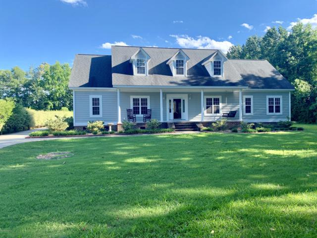 4186 Upchurch Road, Elm City, NC 27822 (MLS #100172329) :: RE/MAX Elite Realty Group