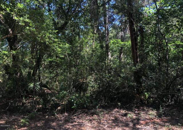 1 Live Oak Trail, Bald Head Island, NC 28461 (MLS #100172335) :: Donna & Team New Bern