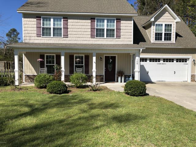 108 Dale Drive, Sneads Ferry, NC 28460 (MLS #100172370) :: David Cummings Real Estate Team