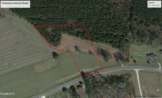 0 Clemmons School Road, Stokes, NC 27884 (MLS #100172391) :: The Keith Beatty Team