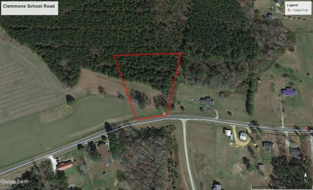 0 Clemmons School Road, Stokes, NC 27884 (MLS #100172394) :: The Keith Beatty Team