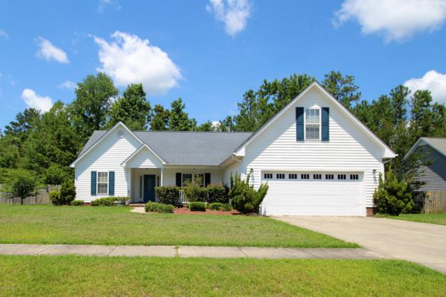 407 Marsha's Way, Havelock, NC 28532 (MLS #100172440) :: Century 21 Sweyer & Associates