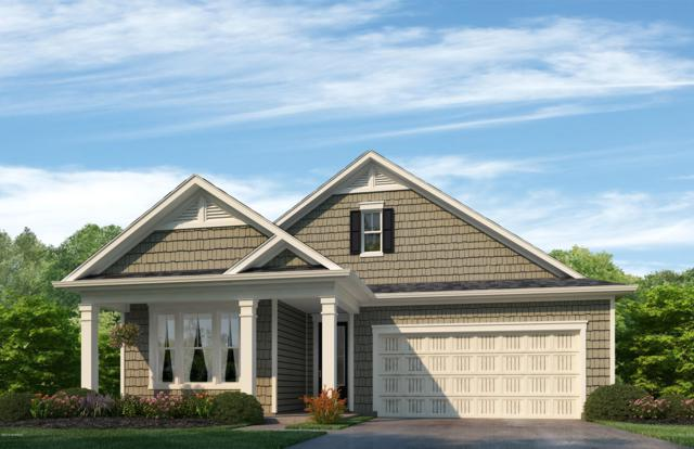 159 Seneca Reef Drive Lot 58, Hampstead, NC 28443 (MLS #100172460) :: Century 21 Sweyer & Associates