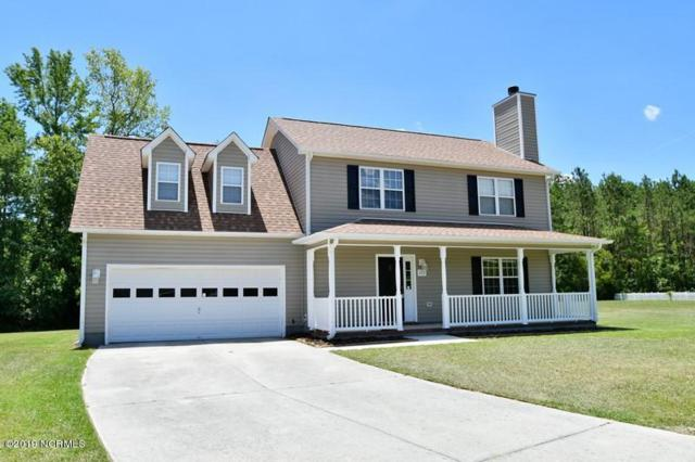 402 Penrose Court, Jacksonville, NC 28540 (MLS #100172477) :: The Keith Beatty Team