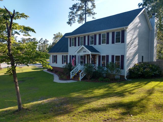 503 Arnold Court, Havelock, NC 28532 (MLS #100172505) :: The Bob Williams Team